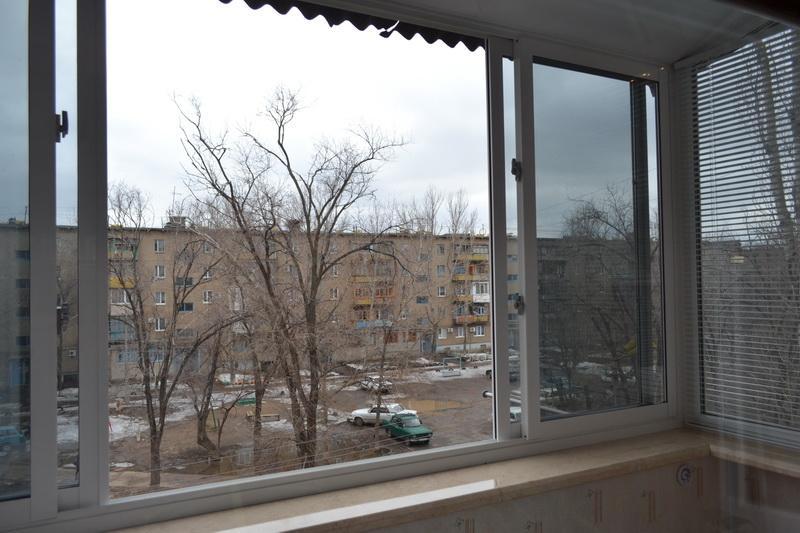 Остекление балконов и лоджий системой слайдорс. устанавливае.